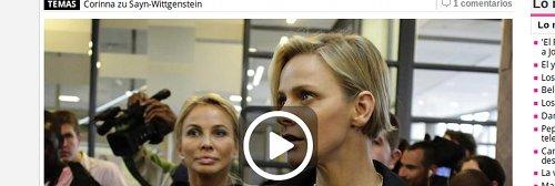 Charlene de Monaco et Corinna zu Sayn