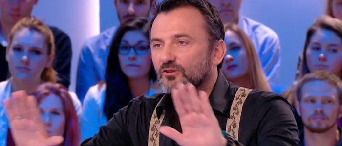 Frederic Lopez reagit aux attaques Josiane Balasko
