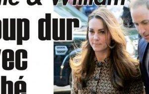 Kate Middleton et William coup dur cause de George