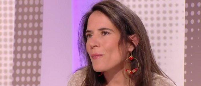 Mazarine Pingeot evoque son divorce avec Mohamed Ulad-Mohand