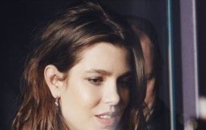 Charlotte Casiraghi fascine Clint Eastwood
