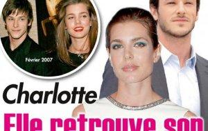 Charlotte retrouve Gaspard Ulliel