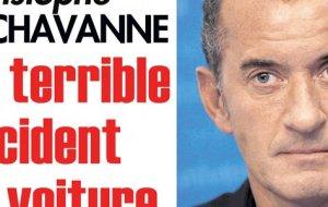 Christophe Dechavanne victime accident