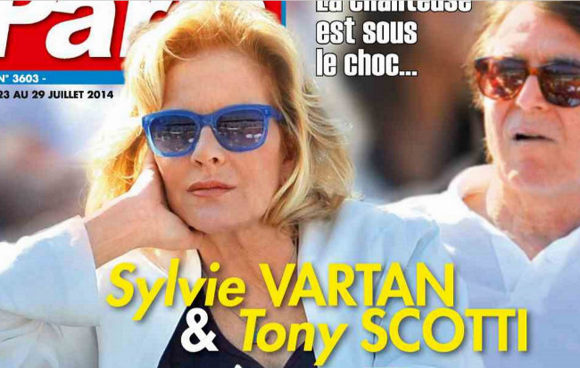 Sylvie Vartan et Tony Scotti, un divorce douloureux