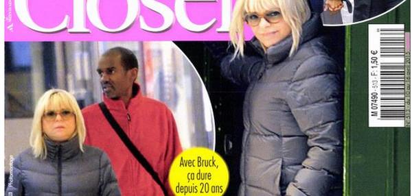 France Gall en couple avec Bruck Dawit depuis 20 ans