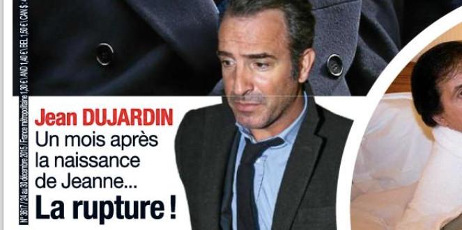 Jean dujardin une rupture selon france dimanche with for Naissance jean dujardin