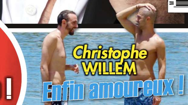 Christophe Willem en couple avec  Morad depuis deux ans selon Ici Paris