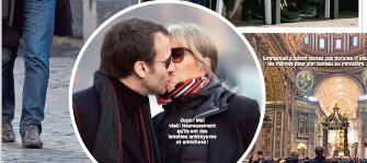 Emmanuel Macron Pourquoi Brigitte Trogneux Refusait De Se Marier Avec Lui