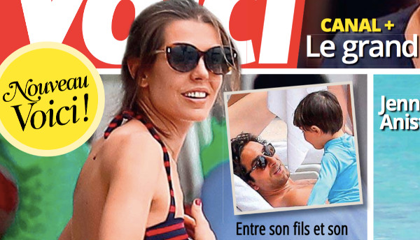 Charlotte casiraghi d clare encore la guerre voici for Piscine 20000 euros
