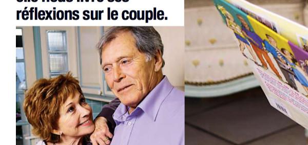 Marion game s par e de jean claude son compagnon depuis 15 ans - Marion game et son mari ...