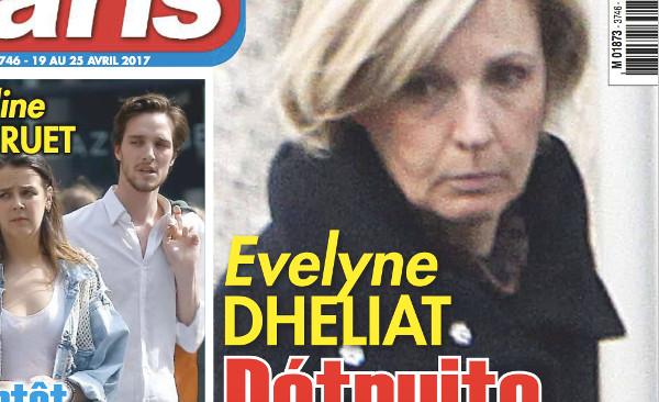 Evelyne dh liat en deuil qui est son mari philippe maraninchi for Qui est le mari d evelyne dheliat