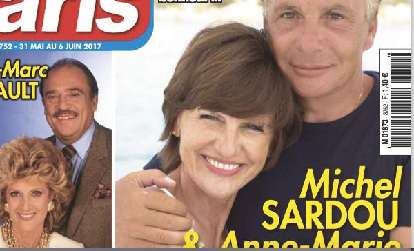 Michel Sardou encore un divorce à 70 ans selon Ici Paris