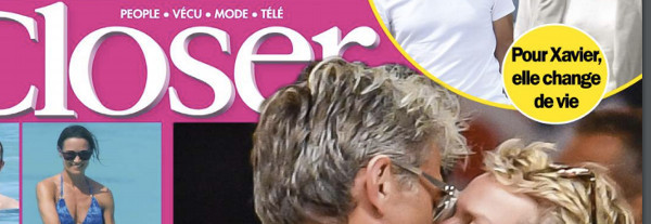 Elise Lucet en couple avec Xavier. Closer se réjouit de leur relation