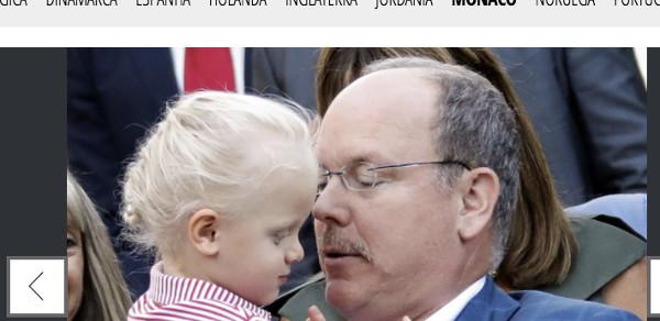 Charlène et Albert de Monaco- La principauté touchée par un scandale