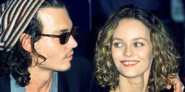 Vanessa Paradis et Johnny Depp à Paris. Une photo rare déterrée par les fans