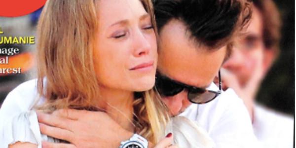 David Hallyday et Laura Smet ont-ils snobé Laeticia le jour de l'enterrement ?