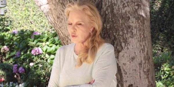 Sylvie Vartan, quel est son dernier message à Johnny Hallyday ?