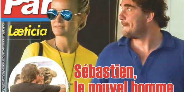 Sebastien Farran proche de Laeticia Hallyday - Sa compagne Nadège Winter comprend