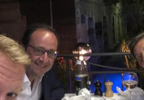 François Hollande et Julie Gayet s'offrent une villa à Granville
