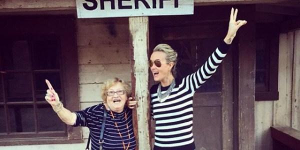 La grand-mère de Laeticia Hallyday poursuivie par la justice ?