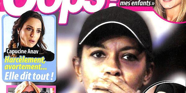 Karine Le Marchand «hospitalisée d'urgence» après une dispute selon Oops (photo)