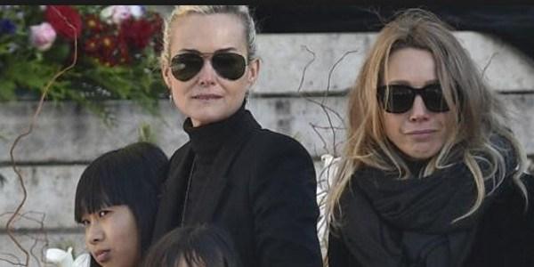 Laeticia Hallyday et Laura Smet : Une vieille animosité entre les deux femmes