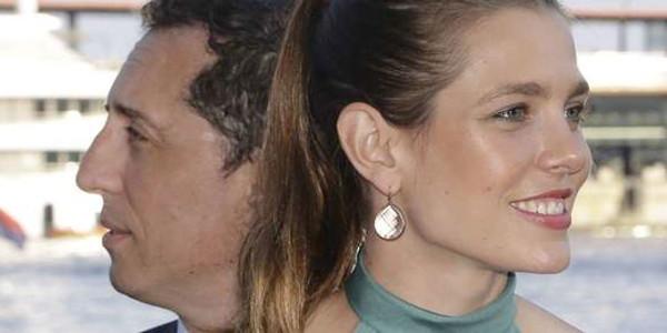 Malgré leur séparation, Charlotte Casiraghi reste proche de  Gad Elmaleh (photo)