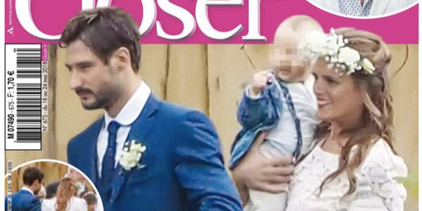 Laure Manaudou et Jérémy Frérot, les photos de leur mariage secret dans Closer