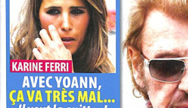 Karine Ferri au plus mal après avoir été quittée par Yoann Gourcuff