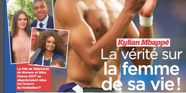 Kylian Mbappé tiraillé entre entre Alicia Alyies et Camille Gottlieb ?