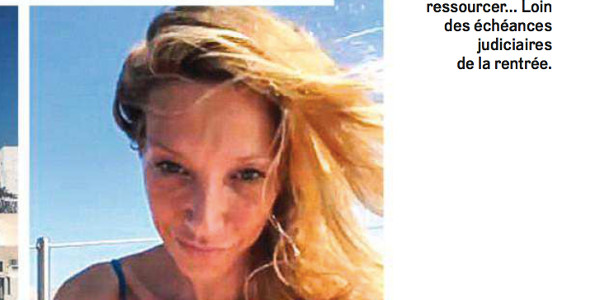 Laura Smet en galère financièrement brade un bijou