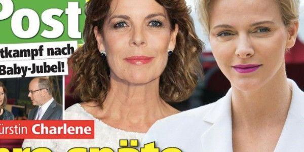 Caroline de Monaco, pourquoi en veut-elle à Charlène ?