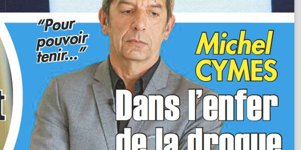 Michel Cymes dans l'enfer de la drogue