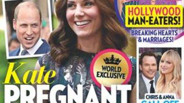 Kate Middleton enceinte de son 4ème enfant. La preuve !