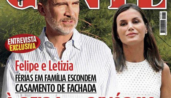 Letizia d'Espagne, ça parle encore de divorce (photo)