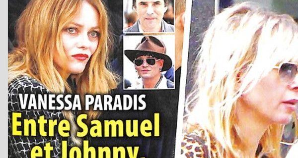 Vanessa Paradis, entre Samuel et Johnny, elle a choisi