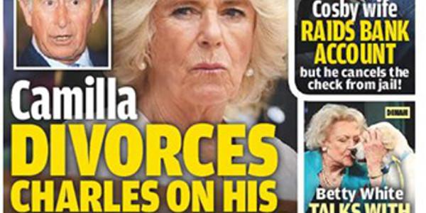 Camilla Parker Bowles, un divorce, des secrets, et 400 millions dans la poche (photo)