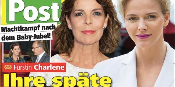 Charlène de Monaco si «isolée», comment Caroline de Monaco la met à l'écart