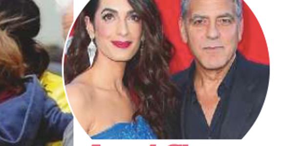 Amal et George Clooney «unis»,  leurs jumeaux ressoudent leur couple (photo)