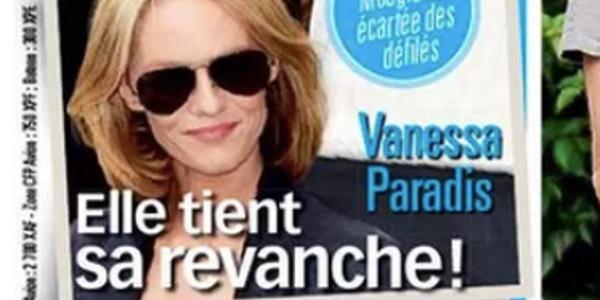 Vanessa Paradis rancunière, elle en veut grave à Anna Mouglalis