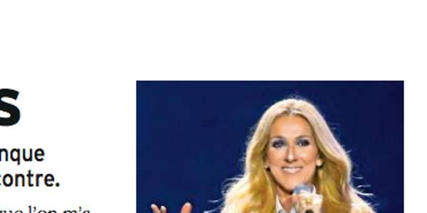 Céline Dion «comblée»,  son nouveau bébé pour 2019