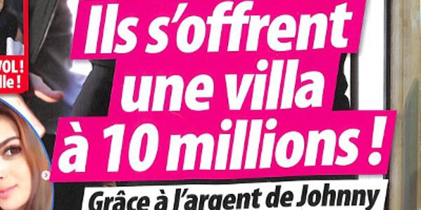 Laeticia Hallyday et Sébastien Farran, ils s'offrent une villa à 10 millions (photo)