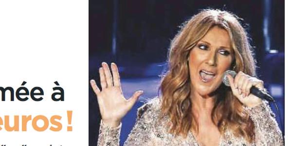 Céline Dion, bien entourée,  elle liquide la maison où René Angelil est mort (photo)