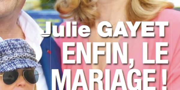 Julie Gayet, enfin le mariage, François Hollande a craqué (photo)