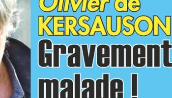 Belle Olivier de Kersauson, gravement malade DT-07