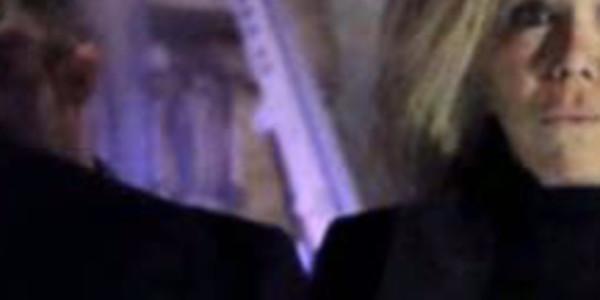 Brigitte MacronEn SoiréeVertement Recadrée Minijupe Brigitte MacronEn OXZkwPuTli