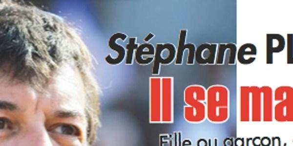 Stéphane Plaza annule son mariage avec Diane, il livre une raison ambigüe