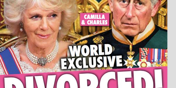 Camilla Parker-Bowles et Charles,  divorce,  le prince sous le choc, la preuve