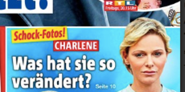 Charlène de Monaco «rongée par un mal mystérieux», la vérité enfin (photo)