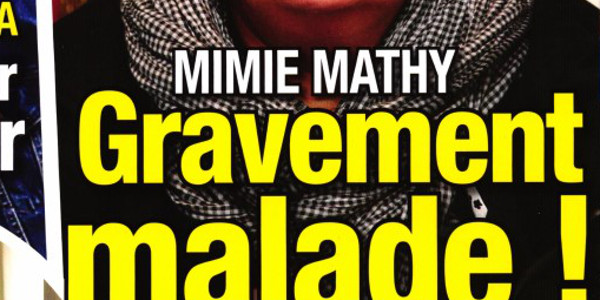 Mimie Mathy, gravement malade, ce mal secret qui la ronge (photo)